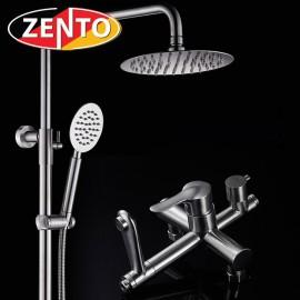 Bộ sen cây nóng lạnh inox Zento SUS8066